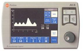наркозная установка Prima, PrimaSP2, Prema, Прима Пенлон, Англия с вентилятором Пенлон АВС